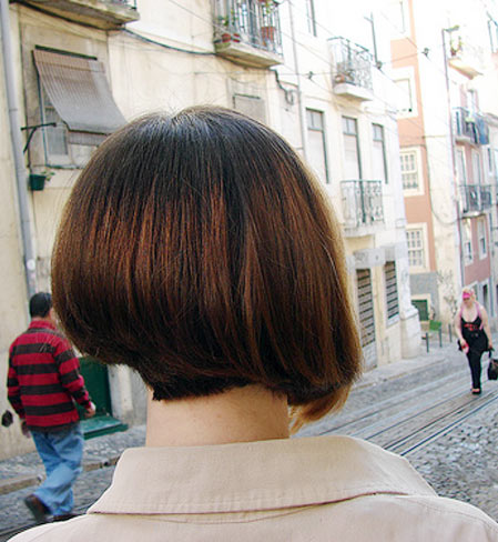 Pictures of inverted bob haircuts